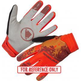 Endura SingleTrack Windproof Glove Paprika 2021