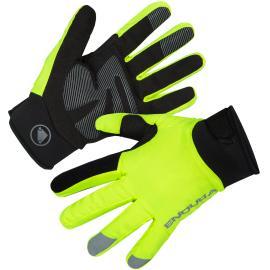 Endura Strike Glove Hi Viz Yellow