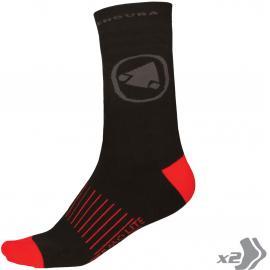 Endura THERMOLITE II Sock Twin pack