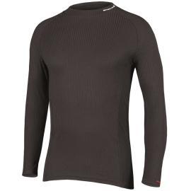 Endura Transrib Long Sleeve Base Layer Black