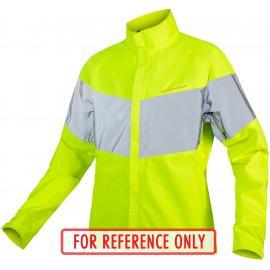 Endura Urban Luminite EN1150 Waterproof Jacket  Hi Viz Yellow