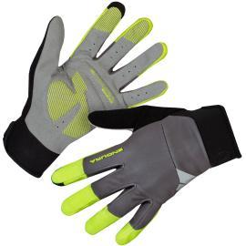 Endura Windchill Glove Hi Viz Yellow
