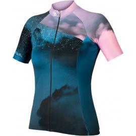 Endura Womens Cloud S/S Jersey LTD Blue