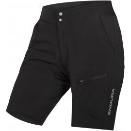 Endura Womens Hummvee Lite Short with Liner Black