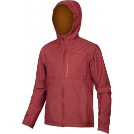 Endura Womens Hummvee Waterproof Hooded Jacket Cocoa