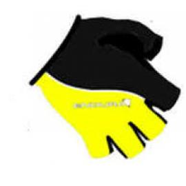 Endura Xtract/Rapido Mitt Yellow 2018