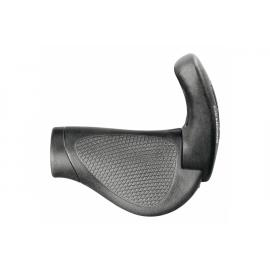 Ergon GP2 Grips With Integrated GFK Bar Ends