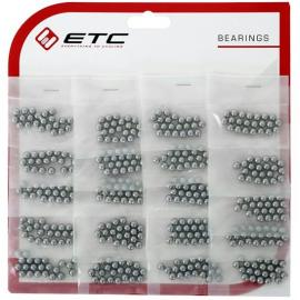 ETC Loose Ball Bearings 1/8in