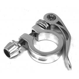 ETC Seatclamp Quick Release 28.6mm Silver 2012