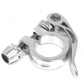 ETC Seatclamp Quick Release 31.8mm Silver