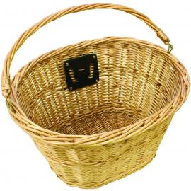 ETC Wicker Basket With Q/R Bracket