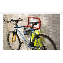 Mottez 2 Cycle Folding Wall Hanger