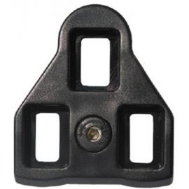 One23 Pedal Cleat Road 3 Degree Float Black