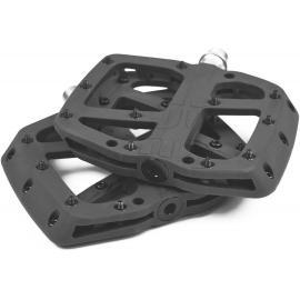 E-Thirteen Base Flat Pedal 9/16in Black