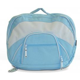 FastRider Ladies Laptop Rear Pannier Bag Blue