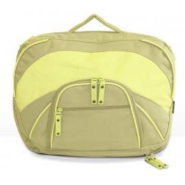 FastRider Ladies Laptop Rear Pannier Bag Green Tea