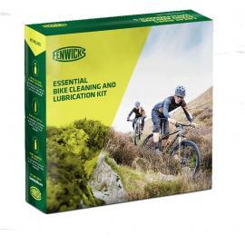 Fenwicks Essential Bike Cleaning and Lubrication Kit