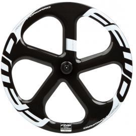 FFWD 5 Spoke Track Tubular Ceramic White