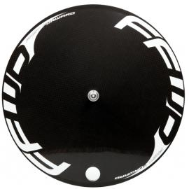 FFWD Disc Wheel Track Tubular White