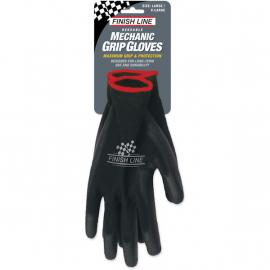 Finish Line Gloves Fl Mechanic Grip