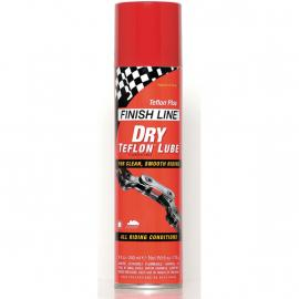Finish Line Teflon Plus Dry Chain Lube 8 oz 240ml