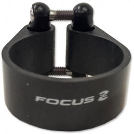 Focus Carbon Seat Collar 34.9mm Black