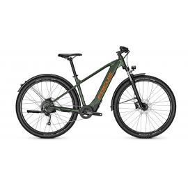 Focus Whistler² 6.9 EQP 252Wh Electric Bike Green - 2020