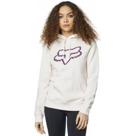 Fox Centered Pullover Hoody Pink