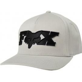 Fox Ellipsoid Flexfit Hat Grey/Black
