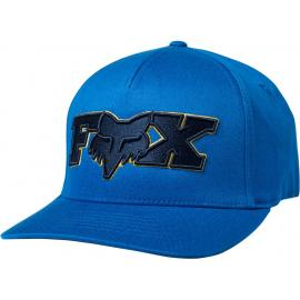 Fox Ellipsoid Flexfit Hat Royal Blue