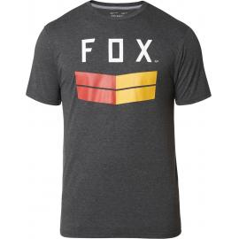 Fox Frontier Ss Tech Tee Green/Black