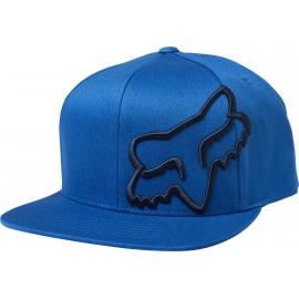 Fox Headers Snapback Hat Royal Blue