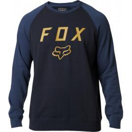 Fox Legacy Crew Fleece Indigo