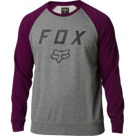 Fox Legacy Crew Fleece Purple