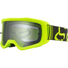 Fox Main II Race Goggle Flo Yellow