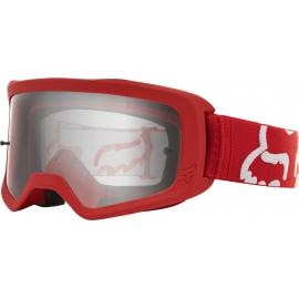 Fox Main II Race Goggle Red
