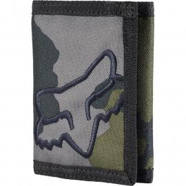 Fox Mr. Clean Velcro Wallet Grey Camo