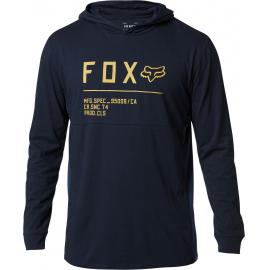Fox Non Stop Hooded Ls Knit Midnight