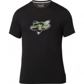Fox Predator Short Sleeve Tech Tee Black