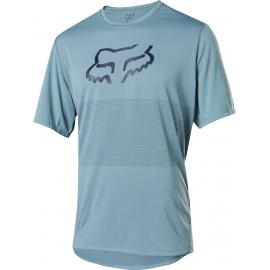Fox Ranger SS Foxhead Jersey Light Blue