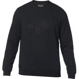 Fox Refract DWR Crew Fleece Black