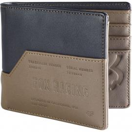 Fox The Corner Wallet Black