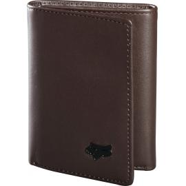 Fox Trifold Leather Wallet 2020