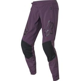Fox Womens Defend Kevlar Pant Dark Purple