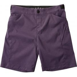 Fox Youth Ranger Short Dark Purple