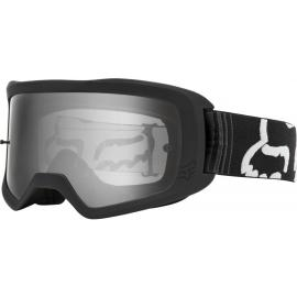 Fox Yth Main II Race Goggle Black