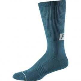 Fox 8in Trail Cushion Sock Maui Blue 2020