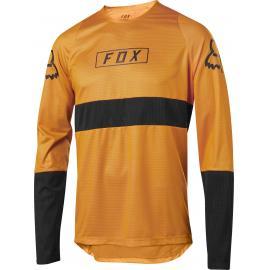 Fox Defend Long Sleeve Fox Jerseys