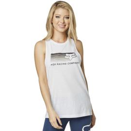 Fox Drifter Tank White