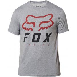 Fox Heritage Forger Short Sleeve Tech Tee Graph/Red 2020